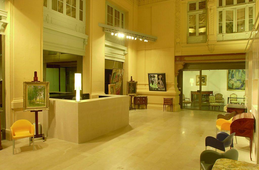Salle des ventes des Brotteaux