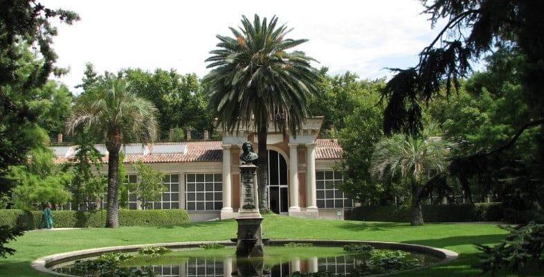 jardin royal botanique Madrid