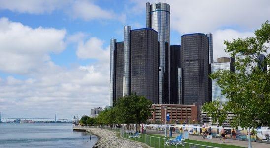 Détroit-centre renaissance