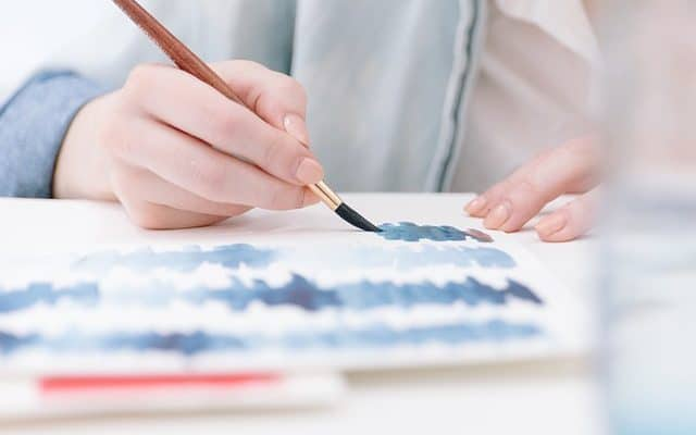 choisir papier aquarelle