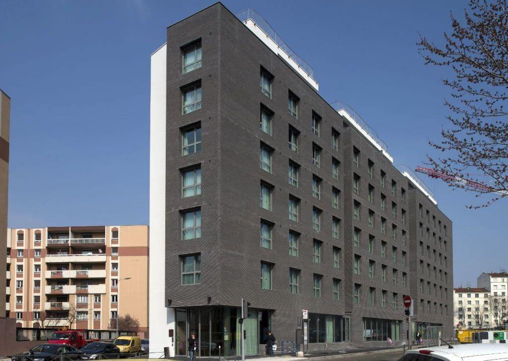 Hôtel Mama Shelter Lyon
