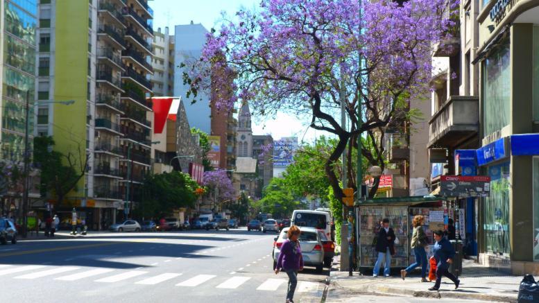 Centre-ville de Buenos Aires