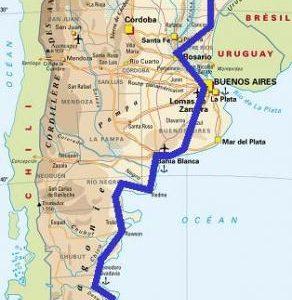 carte_argentine