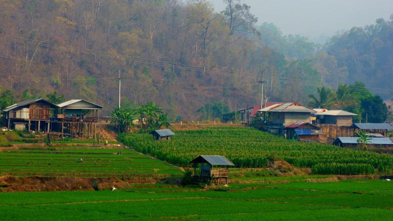 Environs de Chiang Mai