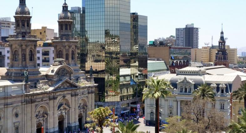 Santiago centre-ville