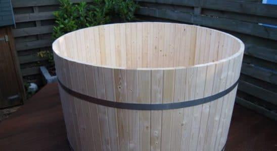 Comment fabriquer un bain nordique