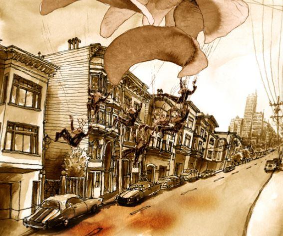 Illustration de Seb Cazes