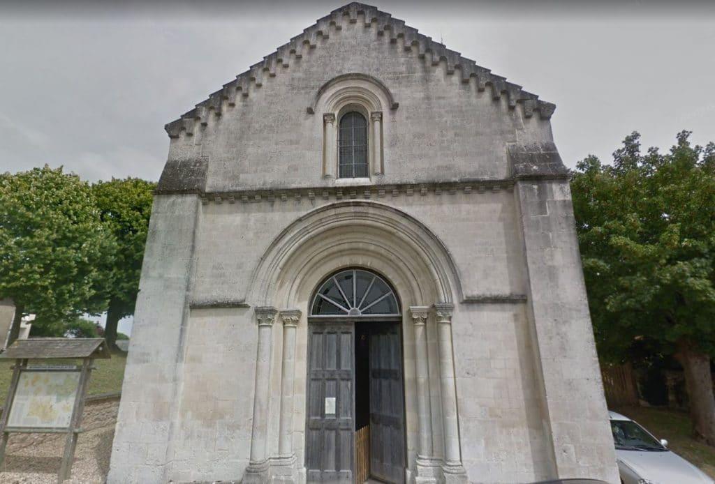 Eglise Saint-Martin de Tonnay-Boutonne