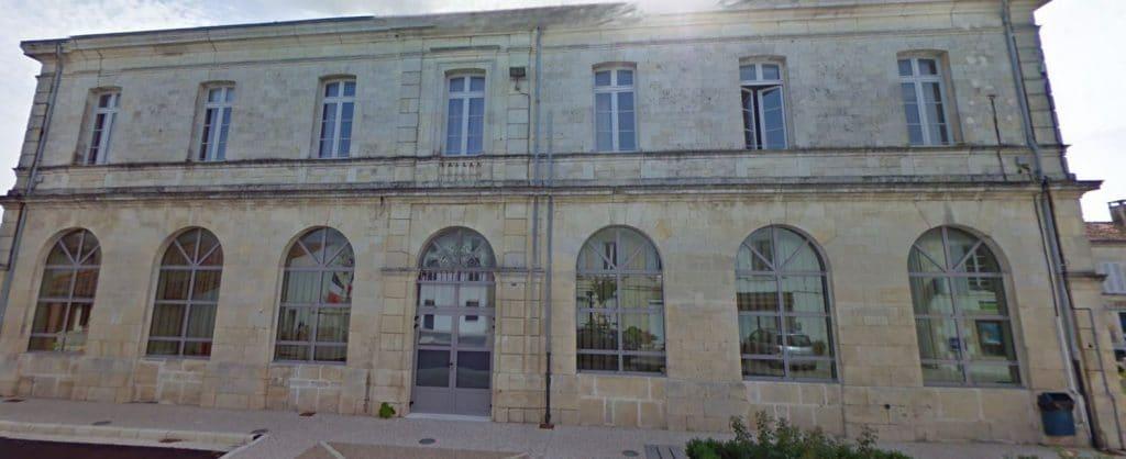 Mairie de Tonnay Boutonne