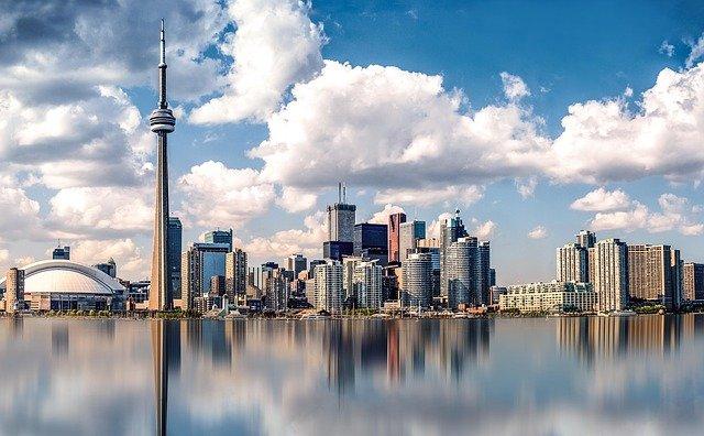 tour C.N. de Toronto