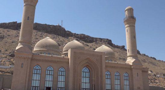 mosquée bakou
