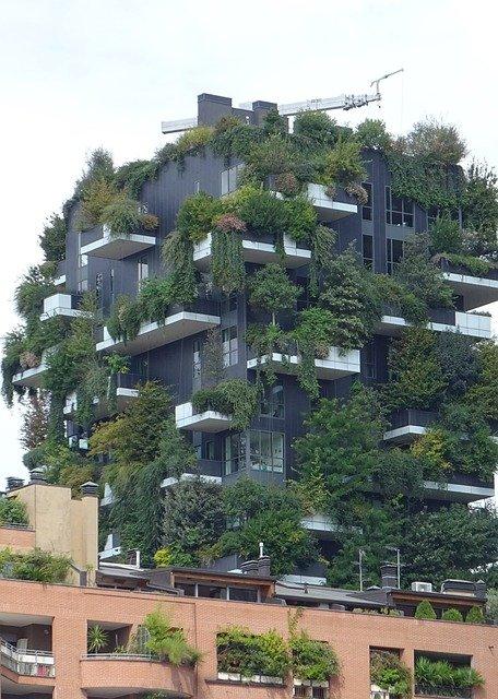 La forêt verticale de Milan