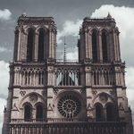 architecture notre dame paris
