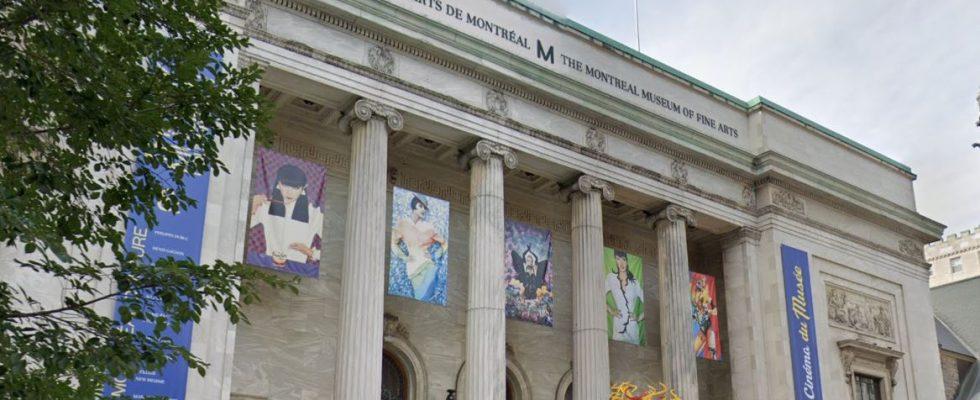 musée beaux arts montréal