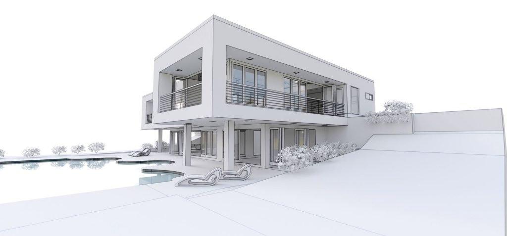, l'architecture a permis de couvrir des visions plus esthétiques en plus de répondre aux besoins fondamentaux du logement