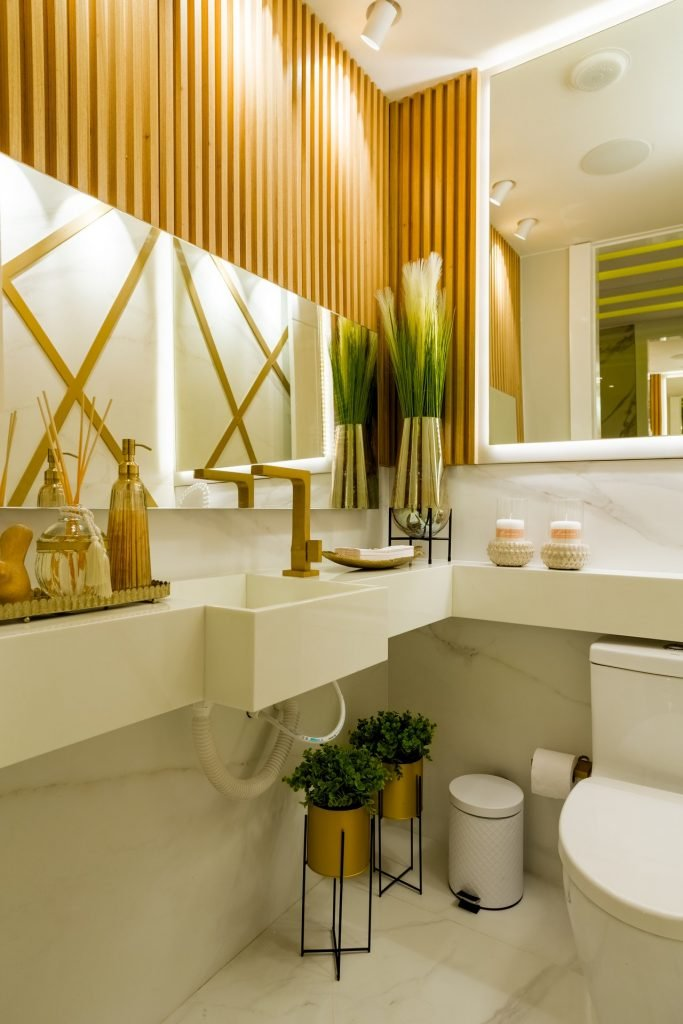 salle de bain couleurs